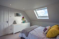 Loft Room, Bedroom Loft, Teen Bedroom, Master Bedroom, Bedroom Decor, Loft Conversion Bedroom, Attic Conversion, Conversation Ideas, Very Small Bedroom