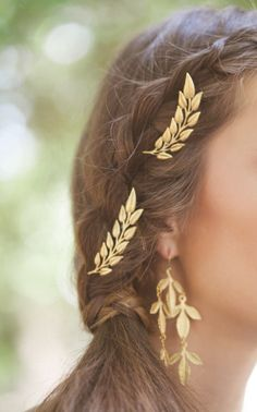 CULTURE N LIFESTYLE — Exquisite Bohemian Hair Accessories Featured in...