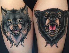 1337tattoos: Brian Povak