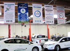 The County of Sonoma was recently recognized by the International Green Conference as having the #1 Government Green Fleet in North America. http://climateprotection.tumblr.com/post/131650564032/sonoma-county-ranked-1-government-green-fleet-in