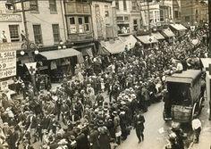 Historic Wilmington Delaware | Delaware History: The Draftees, Wilmington, 1917