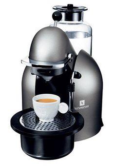 Nespresso C190T Concept Espresso Machine. This beautiful espresso machine can be bought at  https://everydayespresso.com