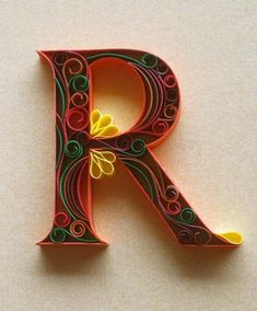R DE RICARDO! DE RETARDADO! RICO! REPUGNANTE! REI! RETO! RADICAL!!!! RISADA! DE ROMANCE! RETICÊNCIAS! RIMA! R DE REALIDADE! Paper Typography9