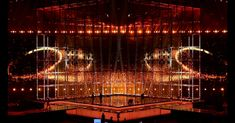 Presenting: Stage of the 2014 Eurovision Song Contest