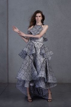 Maticevski Resort 2016 Fashion Show