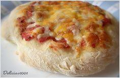 Mini Pizza - Delícias 1001