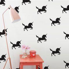 unicornios - decoração mode deco