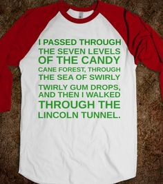 CANDY CANE FOREST - Get in my Closet - Skreened T-shirts, Organic Shirts, Hoodies, Kids Tees, Baby One-Pieces and Tote Bags
