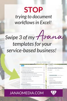 """Asana is a project management software. As a solopreneur, you can choose to invite your clients or collaborators to be on """"teams"""" in your Asana - great for staying organized and keeping communication on a project in one place. Just like with any system, i Asana Project Management, Time Management Tools, Business Tips, Online Business, Online Coaching, Online Entrepreneur, Investing, About Me Blog, Staying Organized"""