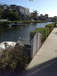 Soak in some sun (or maybe fog!) and take a stroll around the beautiful Venice canals.