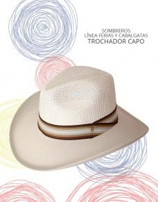 Línea Ferias y Cabalgatas - Sombreros y Ponchos de Colombia a23a3039b65