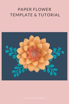 This giant paper flower template SVG and Printable is designed with passion and love. It is great for your big paper flowers diy projects. #paperflowertemplatesvg #paperflowerdiy #bigpaperflowers #paperflowerdiytemplate #paperflowersvg #paperflowerstemplate #paperflowertemplate #paperflowersdiy #paperflowerdiytutorial #paperflowerseasy #paperflowerprintabletemplate #paperflowerprintable Large Paper Flower Template, Flower Petal Template, Flower Svg, Paper Flower Tutorial, Flower Crafts, Big Paper Flowers, Giant Paper Flowers, Flower Words, Printable Templates