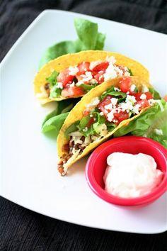Lentil Tacos - 1 pan
