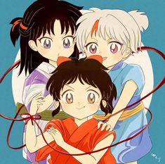Inuyasha Fan Art, Kagome And Inuyasha, Seshomaru Y Rin, Arte Sailor Moon, Aphmau Fan Art, Kirara, Anime Style, Me Me Me Anime, Manga Anime