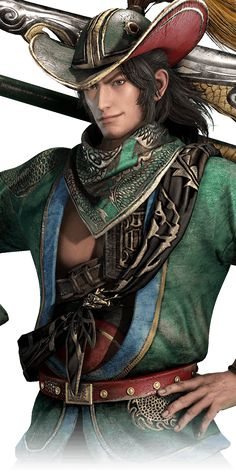 Dynasty Warriors 9 xhou cang