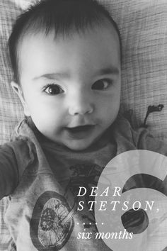 Mini Stets 6 months old by lindsay {stetson} thompson on Steller #steller