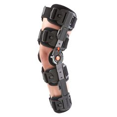 Say hello to my new best friend for the next 6 months. Breg T Scope Premier Post-op Knee Brace ACL reconstruction and meniscus repair
