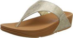 65933879b55 ... 5  Amazon.co.uk  Shoes   Bags. Helscs · Women s Pretty Sandals ·  Fitflop Women Lulu Toe Thong Sandals-Shimmer Print