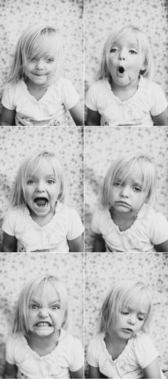 Children's Portraits // Photographing Genuine Expression
