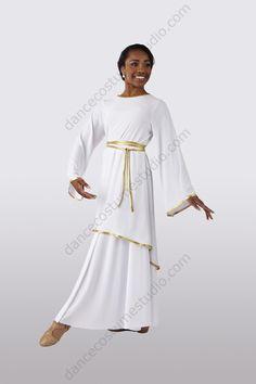 Liturgical Lyrical Grace Dance Overdress