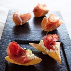 This Category celebrates the finest in quality Italian cuisine and Italian Wines. See our best selection of posts that dive into Italian food and wine! Meat Appetizers, Appetizer Salads, Wine Recipes, Dessert Recipes, Meat Recipes, Desserts, Italian Street Food, Italian Meats, Italian Recipes