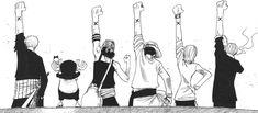 DeviantArt: More Like One Piece Wallpaper by One Piece Manga, One Piece 1, Manga Anime, Comic Manga, Anime Art, One Piece Images, My Images, Black And White One Piece, Sr1