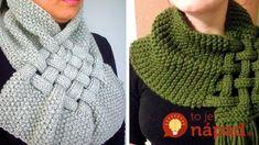 Kreatívny návod, ako si doma upliesť tento krásny šál: Je to oveľa jednoduchšie, ako si myslíte! Crochet, Fashion, Moda, Crochet Crop Top, Chrochet, Fasion, Crocheting, Knits, Trendy Fashion