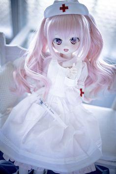 megu*☪︎ 🍞 on Kawaii Doll, Kawaii Anime Girl, Pretty Dolls, Beautiful Dolls, Real Anime, Anime Figurines, Dream Doll, Smart Doll, Anime Dolls