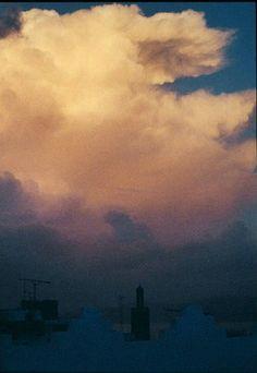 #nuage sur la #kasbah #Tanger #Maroc