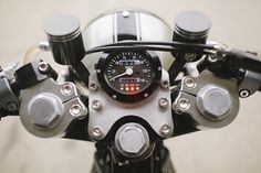 1987 DUCATI INDIANA 650 - INDY SS ~ Analog Motorcycles