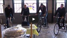 Hipsters, Rejoice: A Brewery Powered By Bikes May Soon Become A Reality