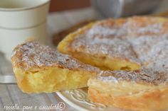 Flan parisien coperto Latte, French Toast, Baking, Breakfast, Dolce, Food, Best Recipes, Cream, Get Well Soon