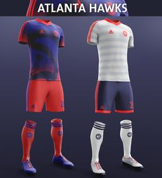 NBA Jerseys Reimagined As Soccer Kits