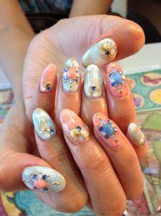 Summer nail ☆ no.5