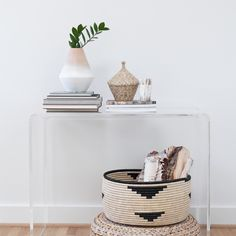Enzi Basket from The Citizenry