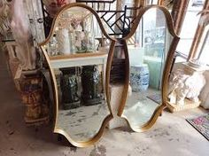 hollywood regency - Gilt Mirrors
