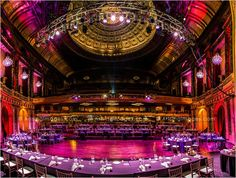 Beautiful architecture and decor at The Fillmore Detroit.
