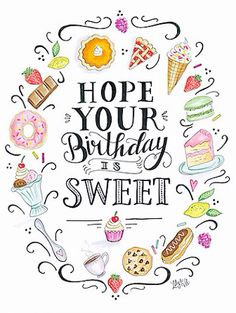 Sweet birthday wishes                                                                                                                                                      More