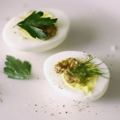 Protein Packed Hard-Boiled Eggs with Mustard Recipe