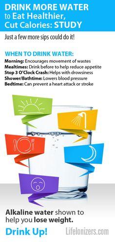 Alkaline Water Medical Studies. Benefits of alkaline water