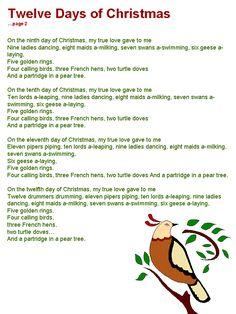 1000+ images about Christmas Carols on Pinterest | Christmas carol, Song sheet and Lyrics