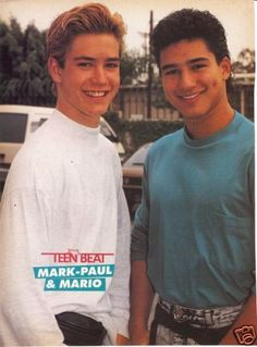 My celebrity crushes when I was 9. Now they just make me laugh. I still <3 Zach Morris.