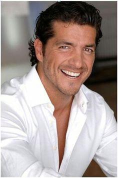 Paulo César Quevedo - inspiration for original character Alistair Manes