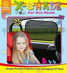 These Car Sun Shades are intelligently designed shades. They are simple and easy to use, also effective and cut out UV rays http://www.amazon.com/dp/B00YPBLD88