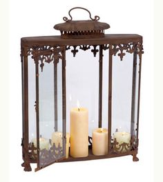 Luxury Coop Lantern for Interior and Exterior Furniture Design by Melrose, Quincy