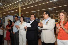 Duarte de Ochoa aseveró que con inversiones como esta Veracruz va para adelante, pues se ha propuesto ser un estado económicamente eficiente y socialmente más justo.
