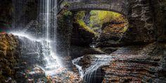 Watkins Glen State Park: New York's hidden gem | Posted on Roadtrippers.com!