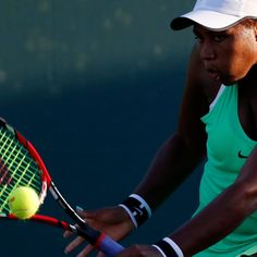A Former Prodigy Recaptures the Joy That Made Her a Star ... Taylor Townsend, now 20, was the top junior player in the world when she became stuck in the middle of a debate over body shaming.  nytimes.com --- Taylor's beautiful shoulders.