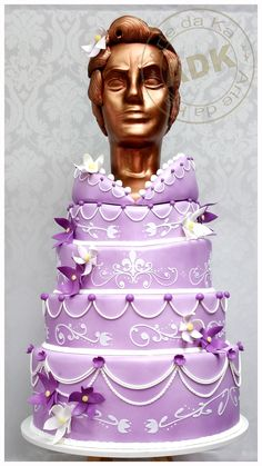 Frozen's cake