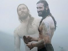 """Rollo from the series """"Vikings"""" Beautiful Women Quotes, Beautiful Tattoos For Women, Strong Women Quotes, Wallpaper Vikings, Viking Wallpaper, Handsome Men Quotes, Handsome Arab Men, Art Drawings Beautiful, Beautiful Sketches"""